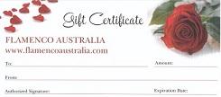 gift certificateMASTER