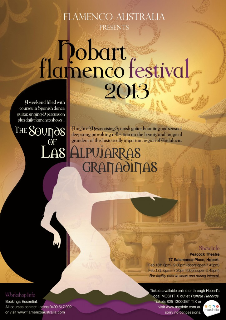 Hobart Flamenco Festival 2013