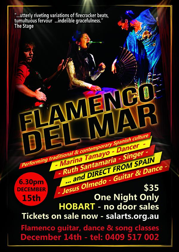 Flamenco Hobart 2014