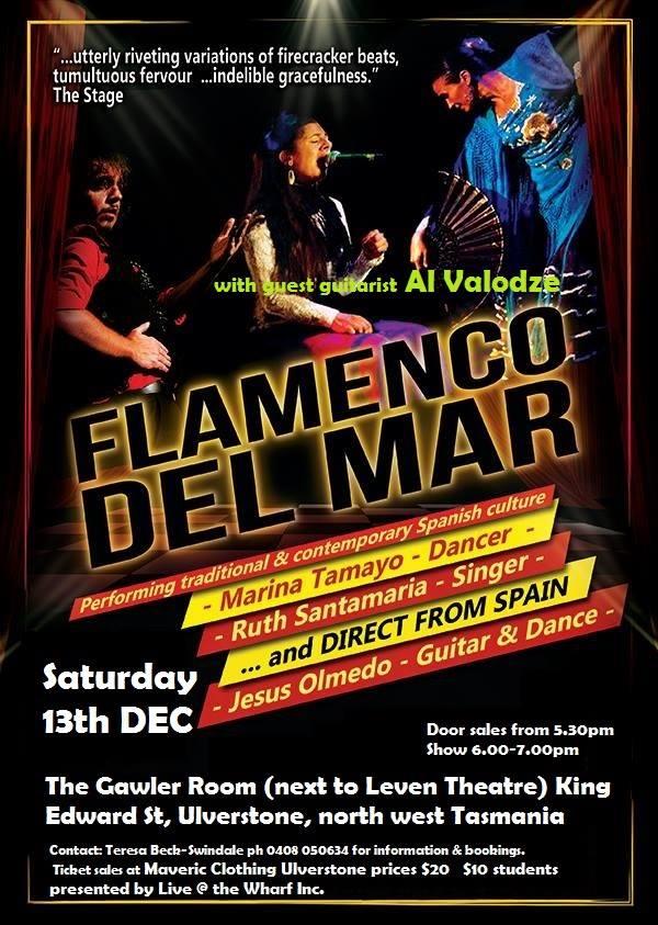Flamenco Ulverstone 2014