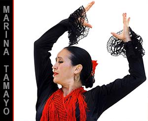 Marina Tamayo Flamenco