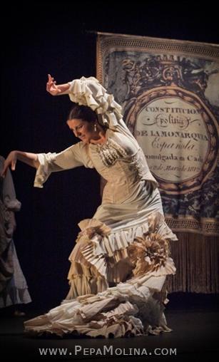 Pepa Molina Flamenco
